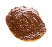 Хлеб с шоколадом стоковое изображение