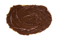 Хлеб с шоколадом стоковое фото