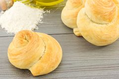 Хлеб улиток стоковые изображения rf