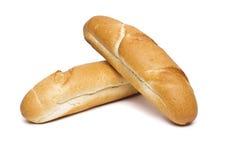 Хлеб хот-дога Стоковое Изображение RF
