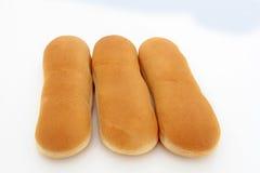 Хлеб хот-дога Стоковое Изображение