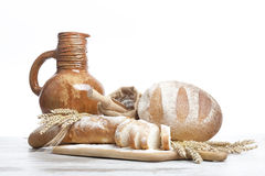 Хлеб хлебопекарни стоковые фотографии rf
