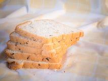 Хлеб хлопьев в утре Стоковое Изображение