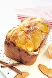 Хлеб циннамона Яблока стоковое фото rf