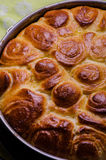 Хлеб циннамона Стоковая Фотография RF