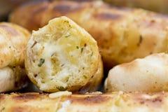 Хлеб чеснока Стоковая Фотография RF