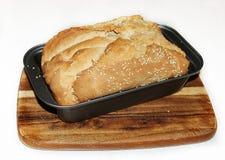Хлеб югурта Стоковое Изображение