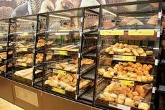 Хлеб для продажи Стоковые Изображения