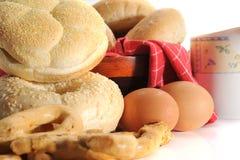 Хлеб Meaking Стоковая Фотография RF