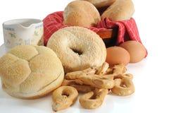 Хлеб Meaking Стоковая Фотография