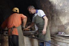 Хлеб Pinllo, Ambato Стоковые Изображения