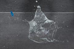 Хлопая воздушный шар воды Стоковые Фотографии RF