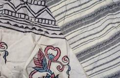 Хлопок ткани Стоковая Фотография RF