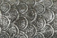 Хлопь штукатурки змея Стоковые Фото