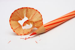 царапина карандаша цвета Стоковые Фотографии RF