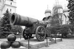 Царь-pushka Стоковые Фотографии RF