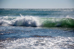 Цаца океана бирюзы Стоковые Фото
