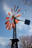 Цветастая ветрянка стоковая фотография rf