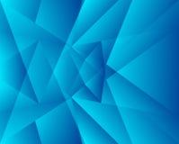 цветастая геометрическая картина Триангулярные смешанные формы Аннотация иллюстрация вектора
