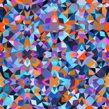 цветастая геометрическая картина Стоковые Изображения