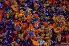 цветастая гончарня Стоковое Фото
