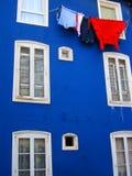 цветастая дом Стоковые Изображения