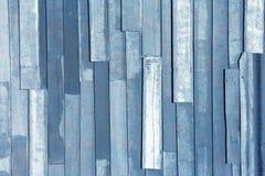Цветастая деревянная предпосылка стены Стоковые Изображения