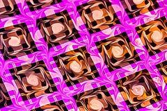 цветастая картина конструкции Стоковые Изображения RF