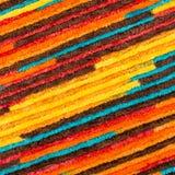 цветастая картина ткани Стоковое Изображение