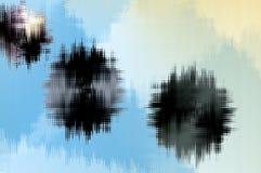 цветастая картина стоковое изображение