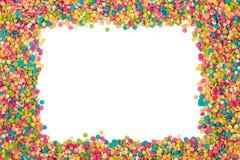 Цветастая конфета Стоковое Фото