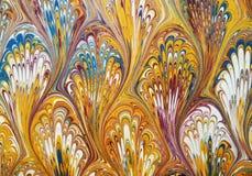 цветастая краска конструкции Стоковая Фотография RF