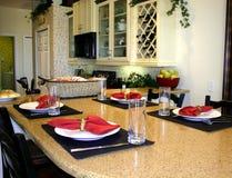цветастая кухня Стоковые Изображения RF