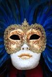 цветастая маска традиционный venice Стоковое Изображение