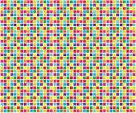 цветастая мозаика Стоковая Фотография RF