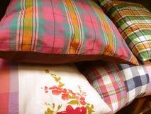 цветастая подушка Стоковая Фотография RF