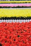 Цветастая предпосылка цветков. Стоковое Фото