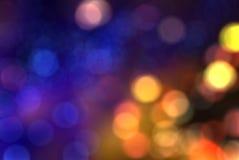 Цветастая предпосылка bokeh нерезкости Стоковая Фотография RF