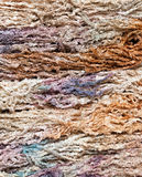 цветастая пряжа Стоковая Фотография RF