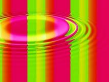цветастая пульсация Стоковые Фотографии RF