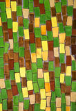 цветастая раскосная текстура мозаики Стоковые Изображения RF