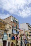Цветастая Сицилия стоковая фотография rf