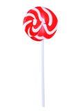 цветастая спираль lollipop Стоковые Фотографии RF