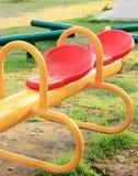 Цветастая спортивная площадка детей Стоковая Фотография RF