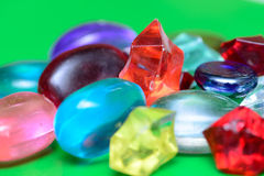 цветастая стеклянная мозаика Стоковая Фотография RF