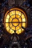 цветастая стеклянная мозаика Стоковая Фотография