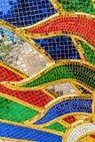 цветастая стеклянная мозаика Стоковые Изображения RF