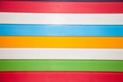 цветастая стена Стоковая Фотография RF