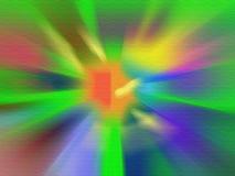 Цветастая ткань Стоковая Фотография RF