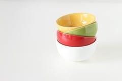 цветастая чашка Стоковая Фотография RF